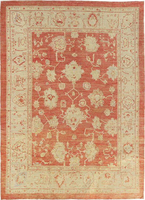Oushak Carpet Turkey 4 82m X 3 46m 15