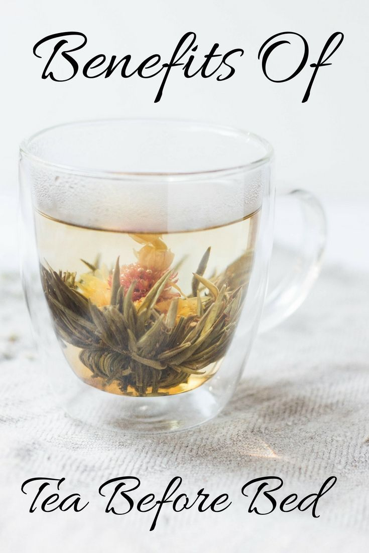benefits of drinking green tea before bedtime! | drinking tea