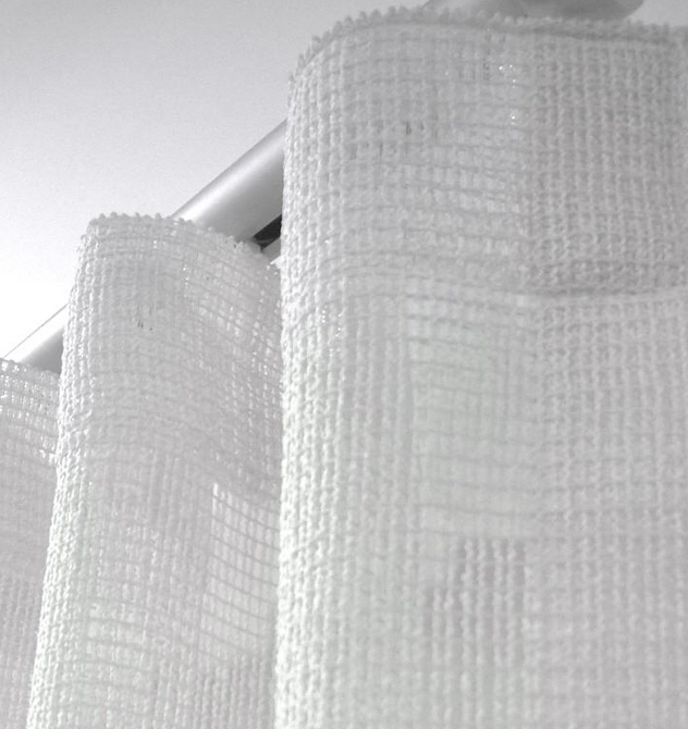 Modern Curtain Heading S Fold Wave Tape Available At