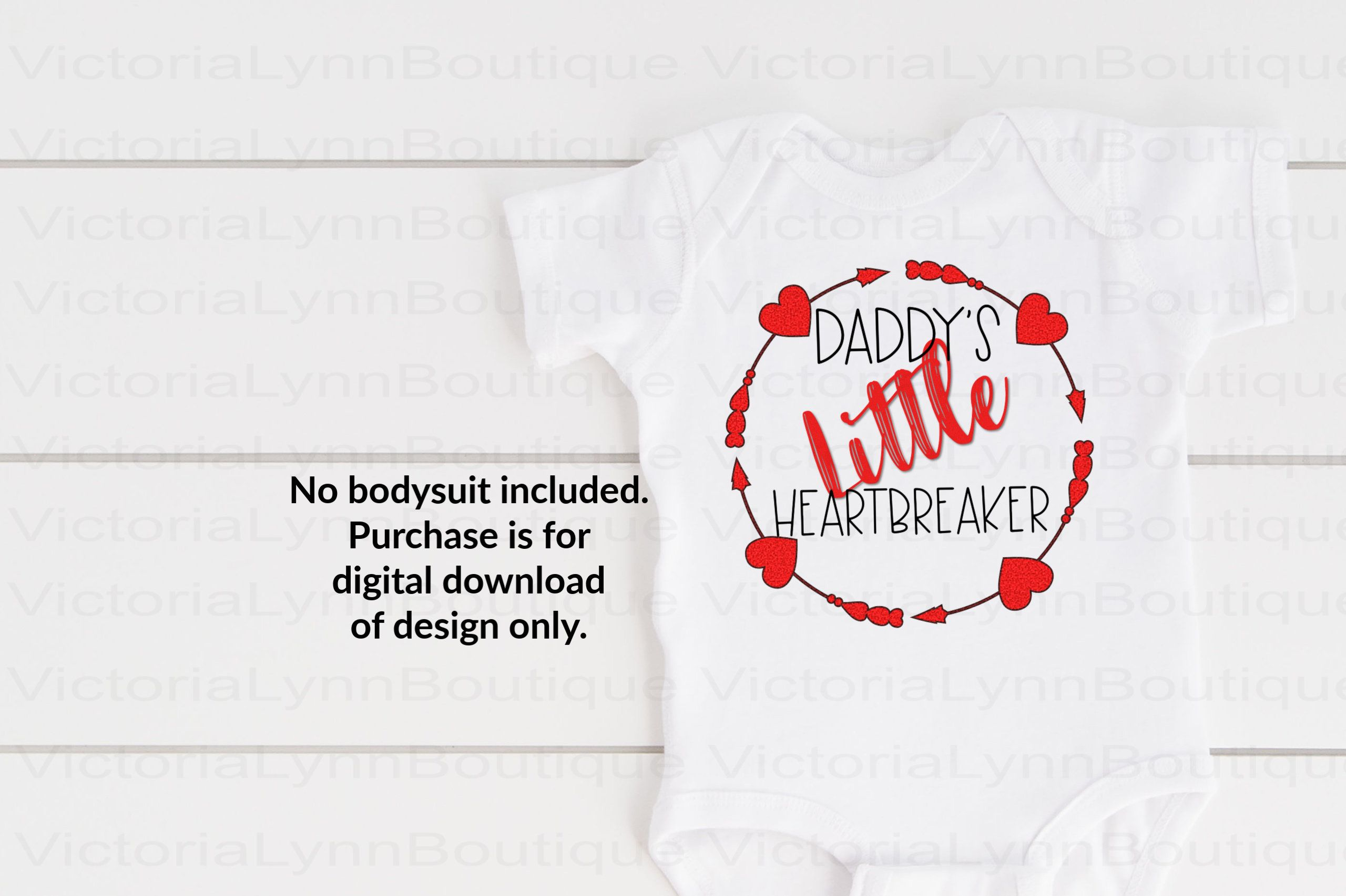 Daddy/'s little valentine sublimation tshirt