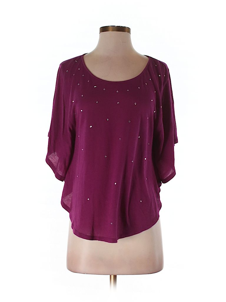 Check it out—Express 3/4 Sleeve Top for $5.99 at thredUP!