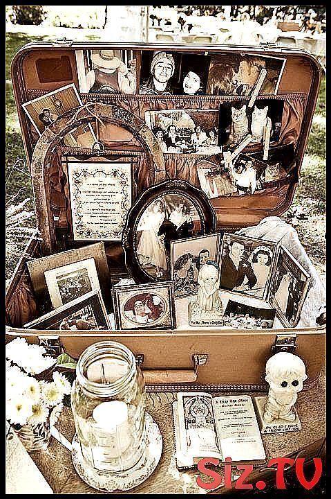 Top 20 Vintage Suitcase Wedding Decor Ideas Vintag Top 20 Vintage Suitcase Wedding Decor Ideas Vintag