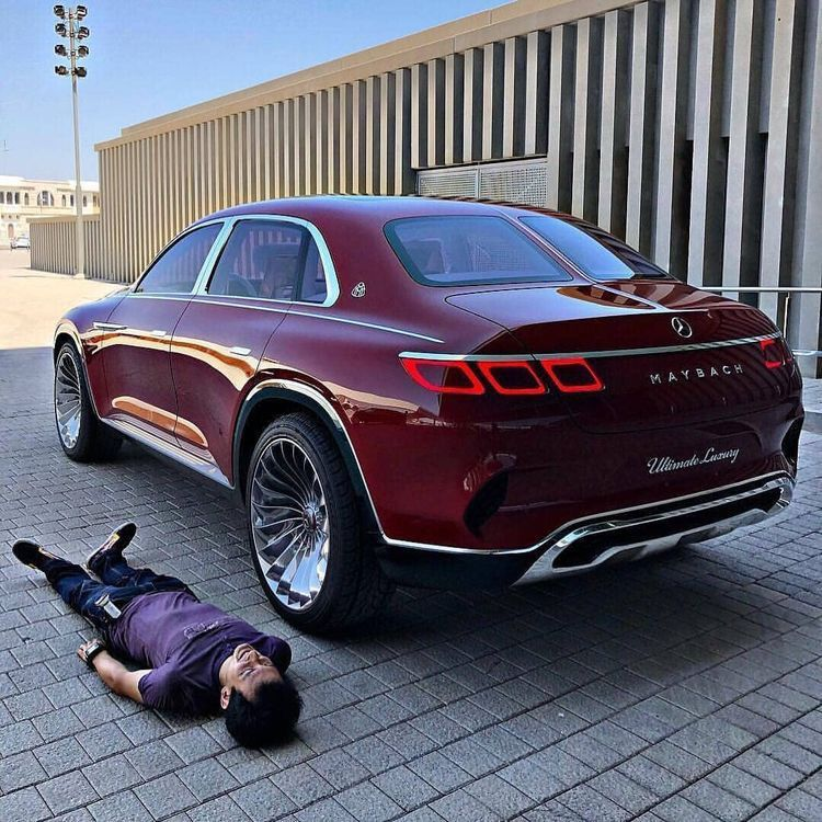 Maybach Mercedes #topluxurycars Our Online Magazine
