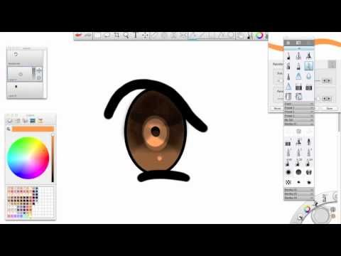 Autodesk Sketchbook Pro Tutorial Circle Shapes Youtube