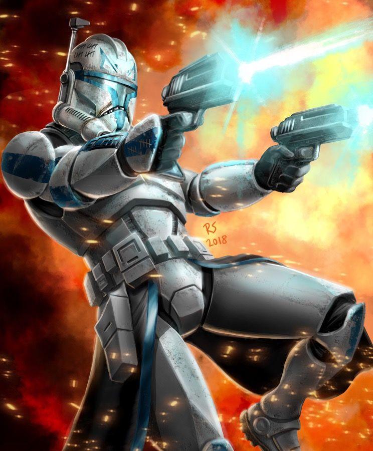 Rex Starwars Rex Cloner 501st Starwars501st Star Wars Wallpaper Star Wars Captain Star Wars Pictures