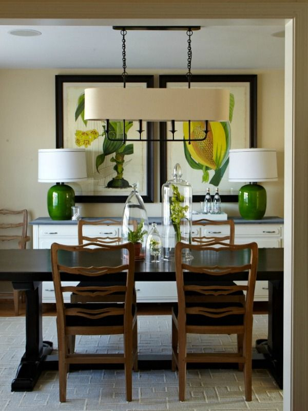 20 Rule Of Thumb Measurements For Decorating Your Home Dining