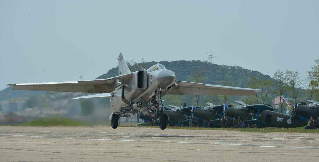 MiG-23 - North Korea | Air force, Korean military, North korea