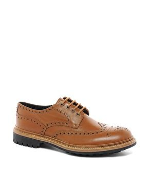 Barbour | Barbour Ilkley Brogues at ASOS