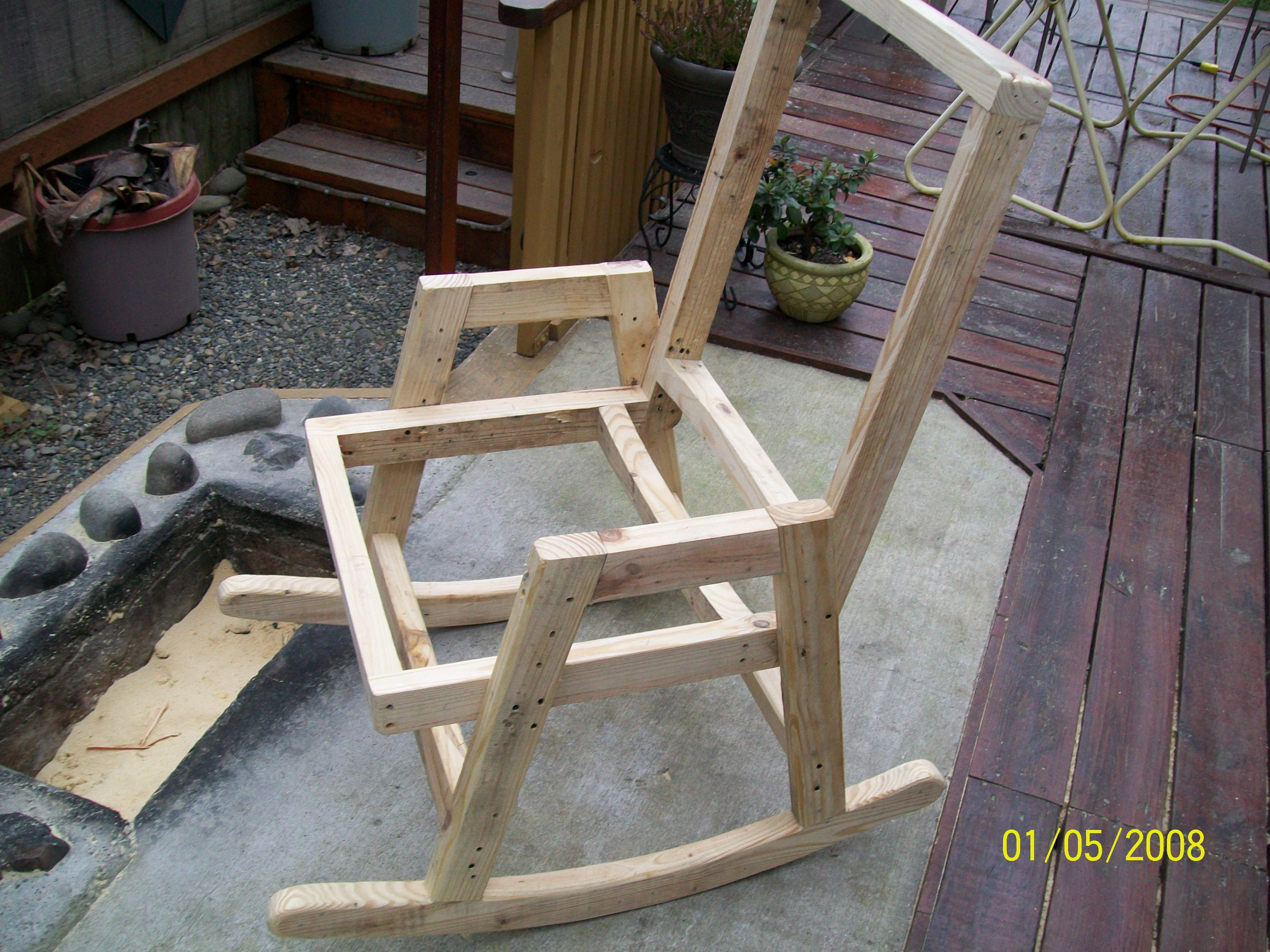 diy pallet rocking chair plans covers for ikea nils pin by kelly byler on rockers pinterest