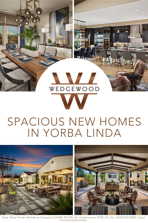 Pin On Wedgewood In Yorba Linda Ca