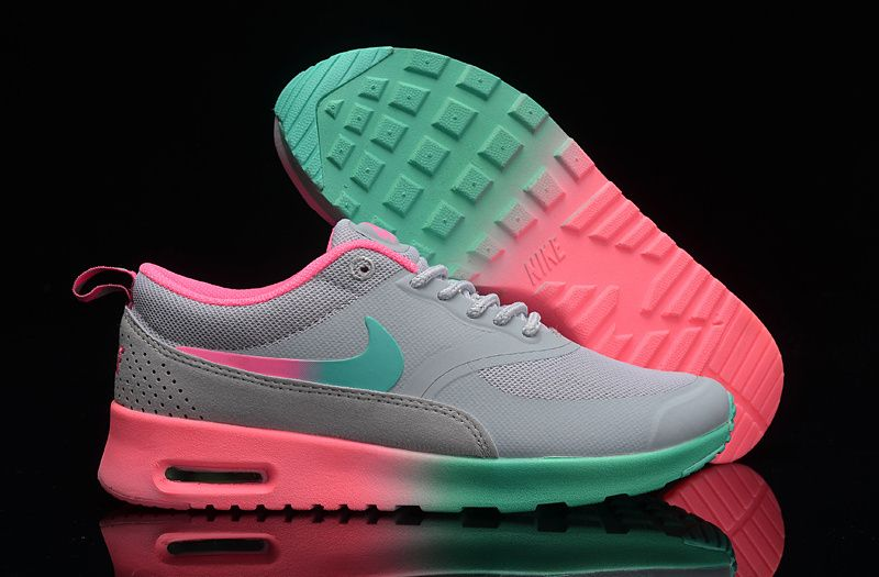 f7a007a2b2 ... usa hot sale cheap air max thea print light pink green online womens  shoes in stock