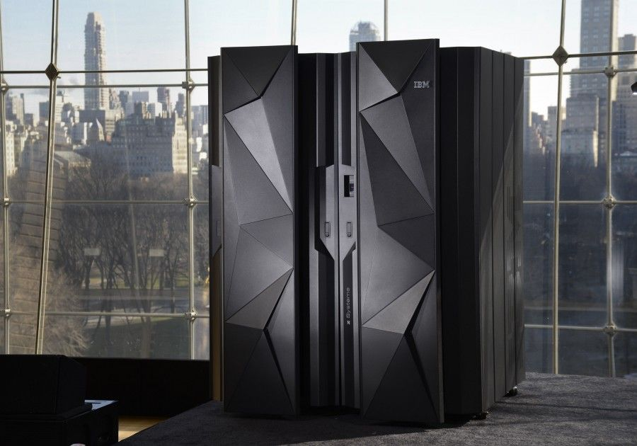 z13 Mainframe de IBM