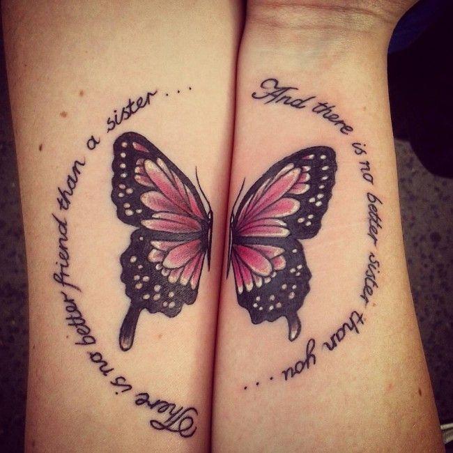 30 Sensational Short Tattoo Quotes: Matching Ideas, Colors, Symbols