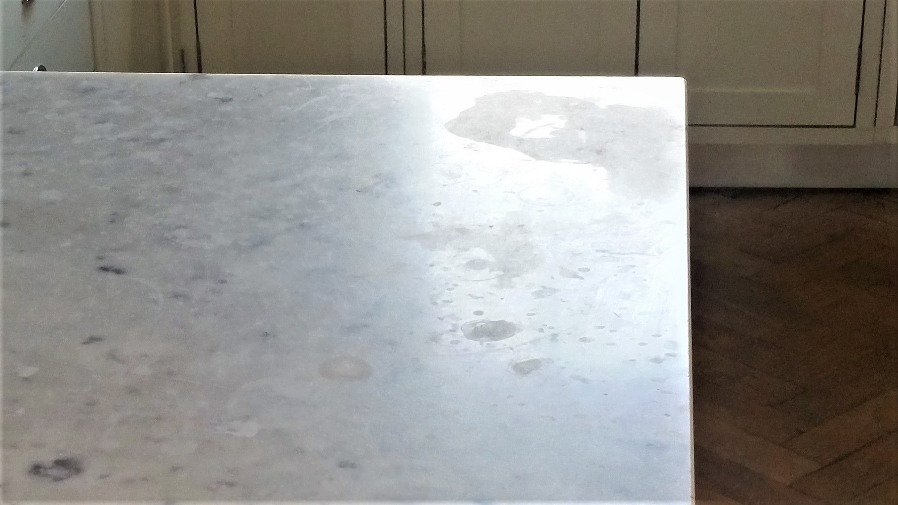 Etch Marks On Marble Dining Room Table Marble Countertops