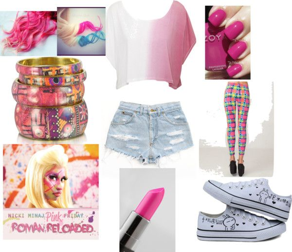 Nicki Minaj Costume Ideas\ - nicki minaj halloween ideas