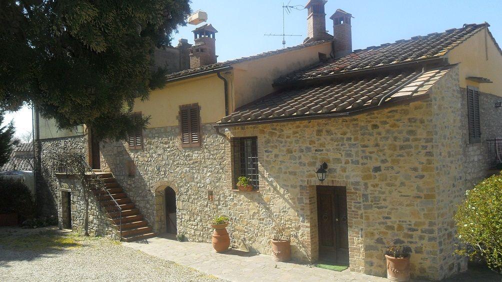 Pin su Farm house in Chianti