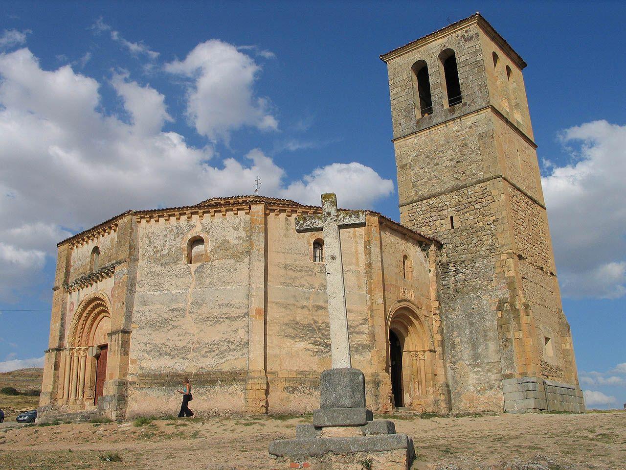 La Iglesia De La Vera Cruz Segovia Es Un Coqueto Templo Romanico