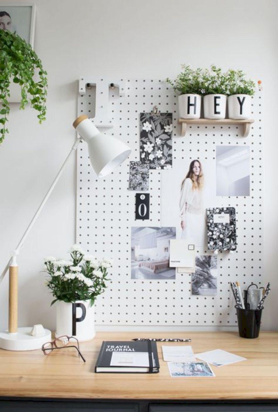 16 Office Wall Decoration Ideas Home Office Decor Minimalist