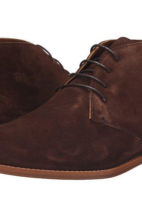 Sebago Collier Chukka (Dark Brown Suede) Men's Lace up casual Shoes - Sebago, Collier Chukka, B161018-410, Footwear Closed Lace up casual, Lace up casual, Closed Footwear, Footwear, Shoes, Gift - Outfit Ideas And Street Style 2017