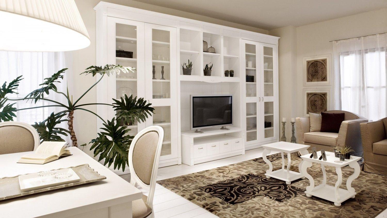 Mobili Salotto Shabby   40 Immagini Idea Di Arredamento Moderno E Shabby
