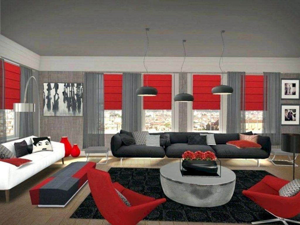 Red Living Room Design Ideas Teracee Red Living Room Decor Living Room Red Black And White Living Room