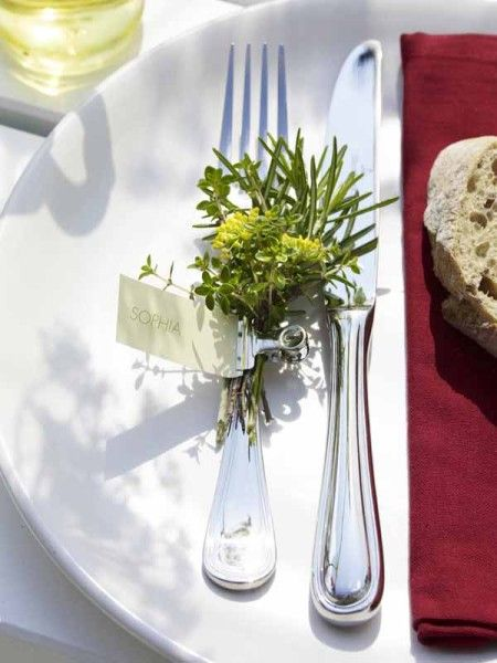 Sommer auf dem Teller Fröhliche Tischdeko Tafel, Mediterran und - tischdeko basteln sommerfest