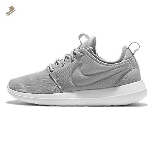 Nike Roshe Two Womens Shoes Wolf Grey/Wolf Grey 844931 001 (7 B(M