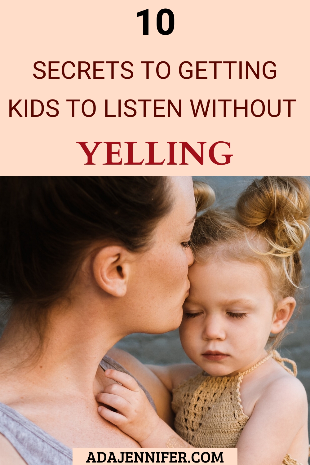 Photo of Tips for parents to make your children act without screaming, ideas for problem …