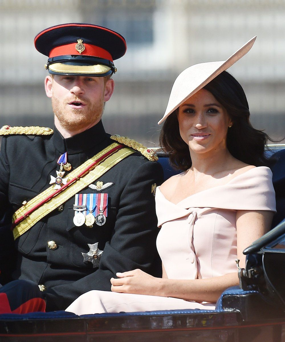 What Royal Title Will Meghan Markle And Prince Harry's