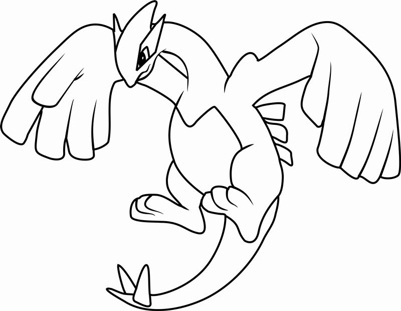 Lugia Coloring Page Woo Jr Kids Activities Pokemon Coloring Pages Pokemon Coloring Sheets Pokemon Lugia