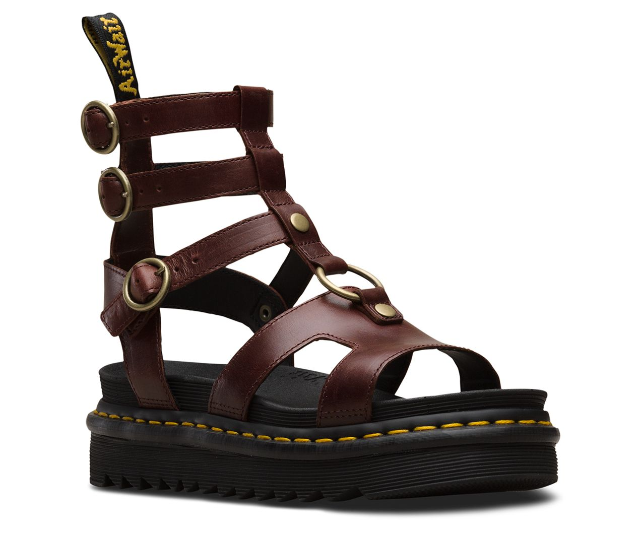 3d20507f8f8 Jump into warm weather feet first  the Adaira is a gladiator sandal with Dr.