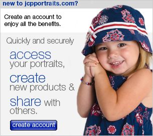 JCPenney portraits is a great place to have pictures done ...