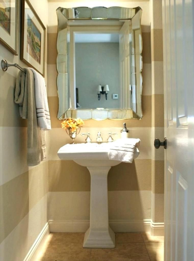 Most Design Half Bathroom Remodeling Ideas Design House Decor Small Half Bathrooms Diy Bathroom Remodel Bathroom Design