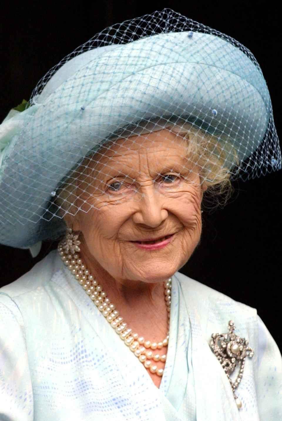 Queen Mother Elizabeth Biography Queen