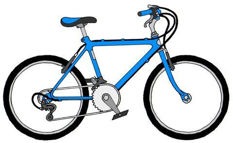 Wheel And Axle On A Bicycle Bike Repair Bike Seat Bicycle
