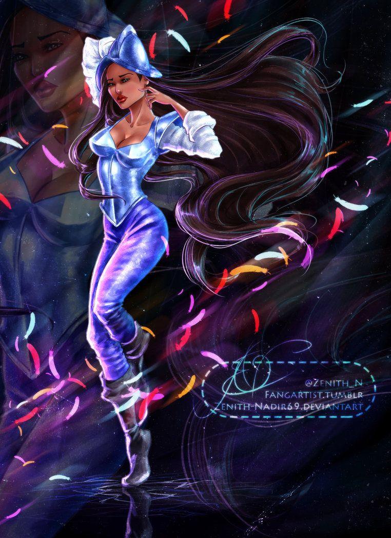 Disney Outfit Swap 5: Pocahontas + Counterpart by Zenith-Nadir69 on deviantART