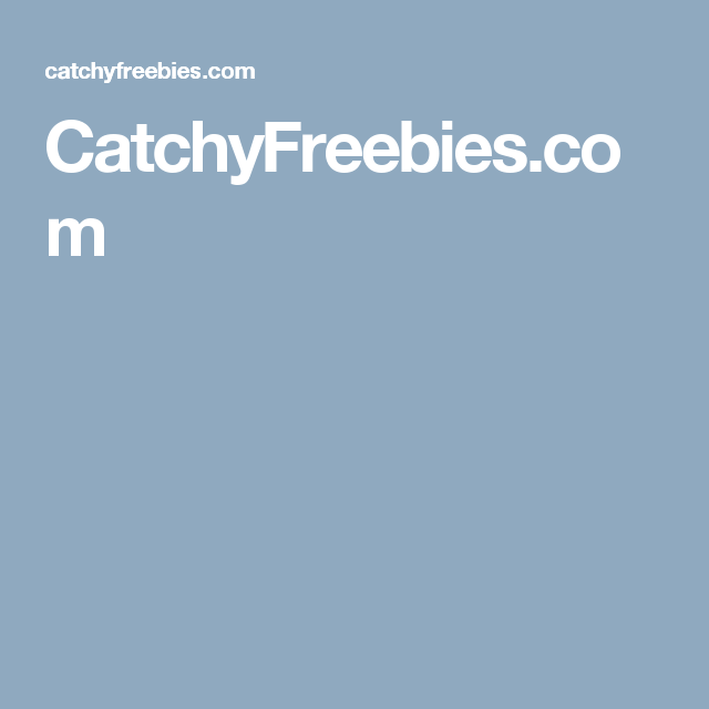 CatchyFreebies.com