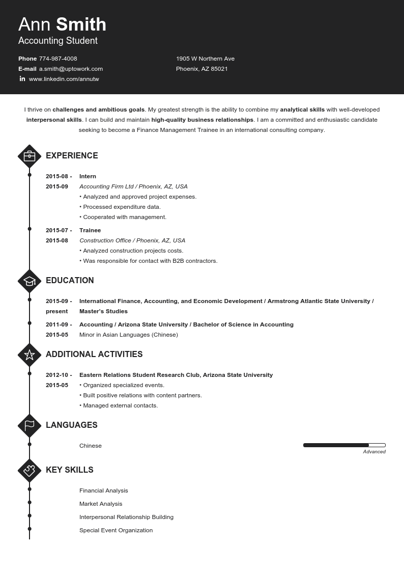 20 professional resume templates  create your resume in 5