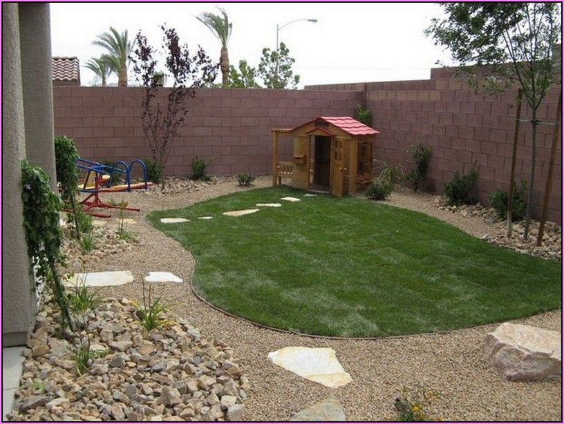 Incredible Backyard Landscaping Ideas For Small Yards Backyard