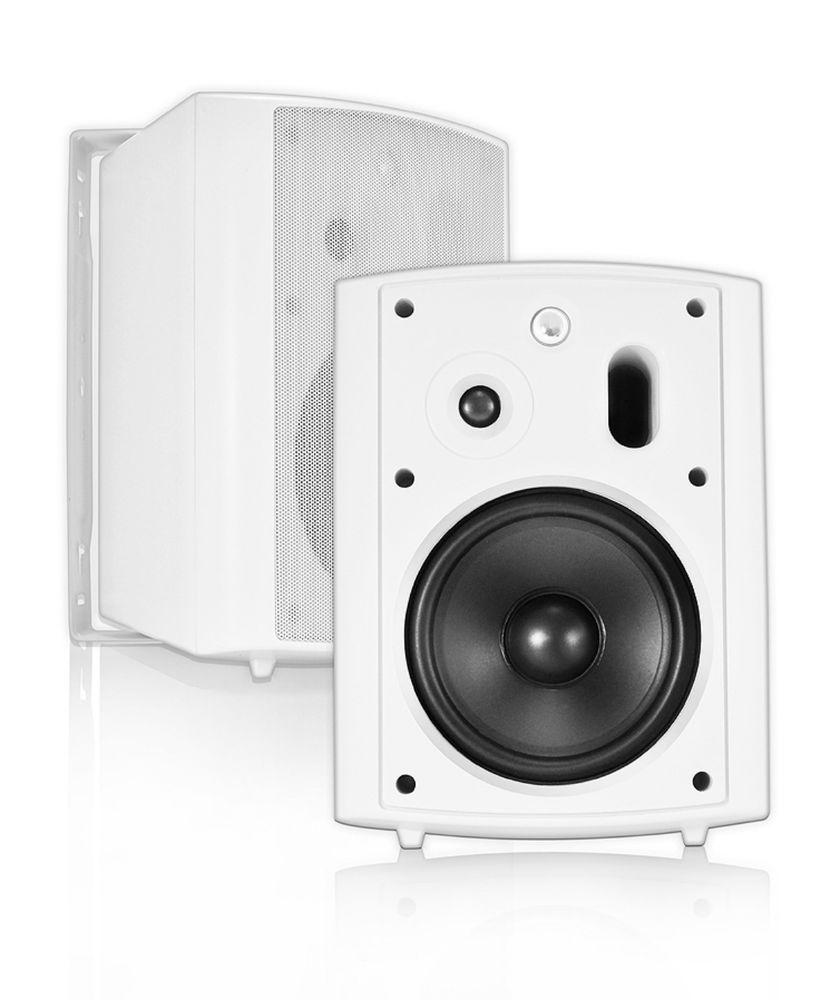 Outdoor Patio Speakers 150w Pool Porch Deck Garden Indoor Crisp Premium Sound Audioosd Decks And Porches