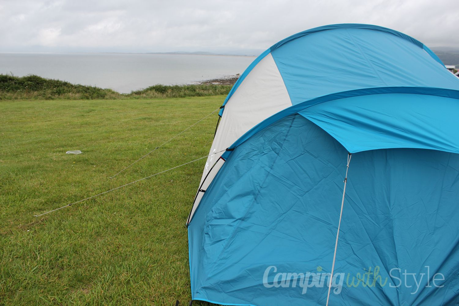 Fall in love with camping  - tips for people who hate camping!