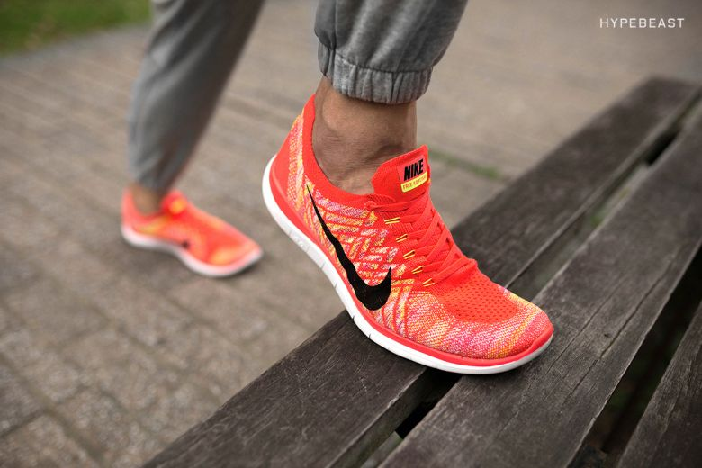 sports shoes 871a1 2a6cf A Closer Look at the Nike Free 4.0 Flyknit