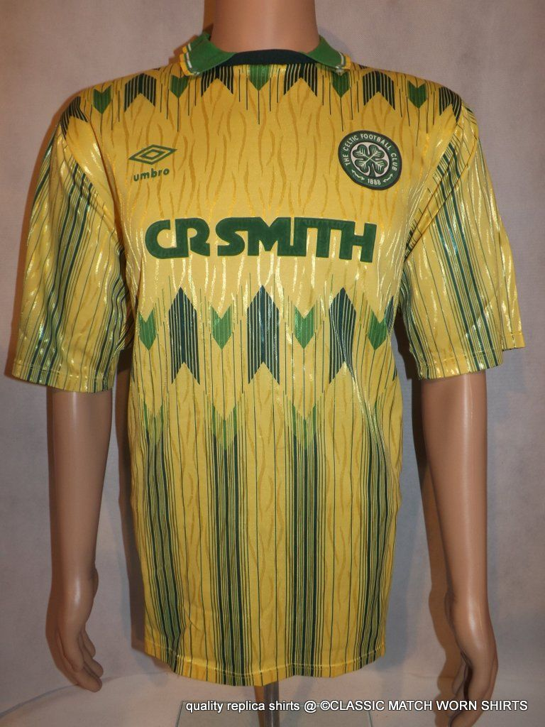 84d495613 Celtic Glasgow. Away 1989.  umbro  bhoys Celtic Fc