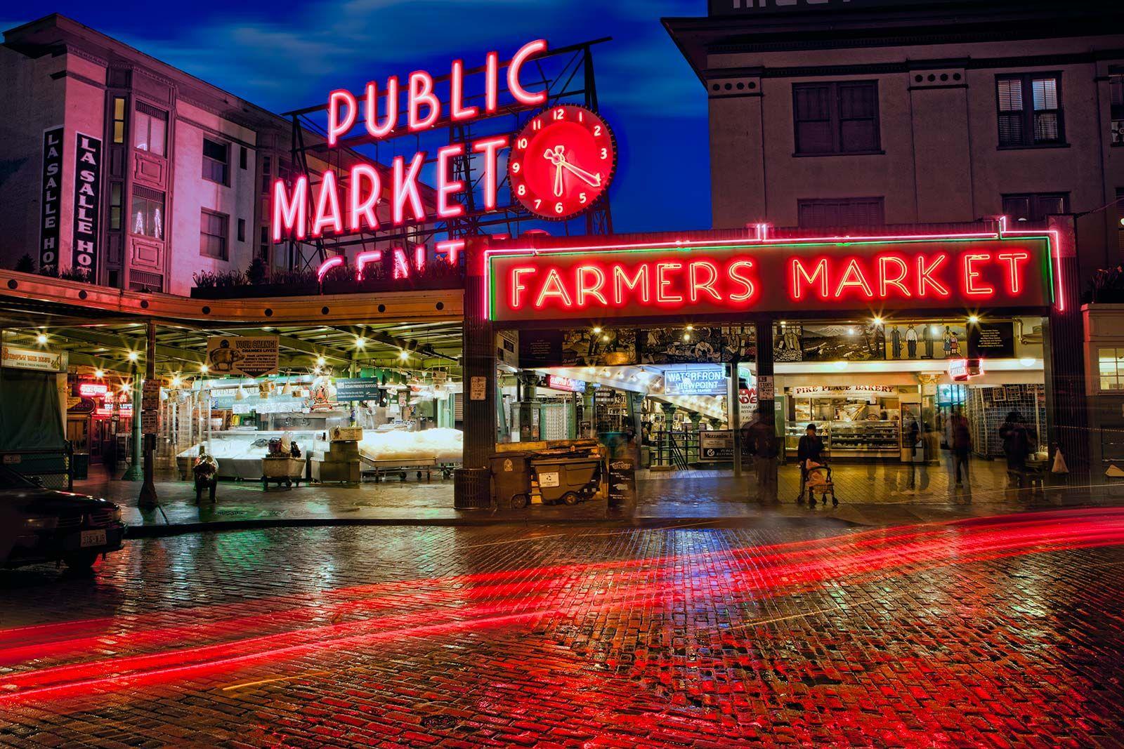 market seattle Seattleu0027s Public Market Center