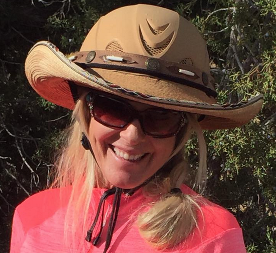 Another Great Idea A Hellhat Combining A Cowboy Hat With A Helmet And It Looks Good The Best Part You Can M Horse Riding Helmets Cowboy Hats Riding Hats