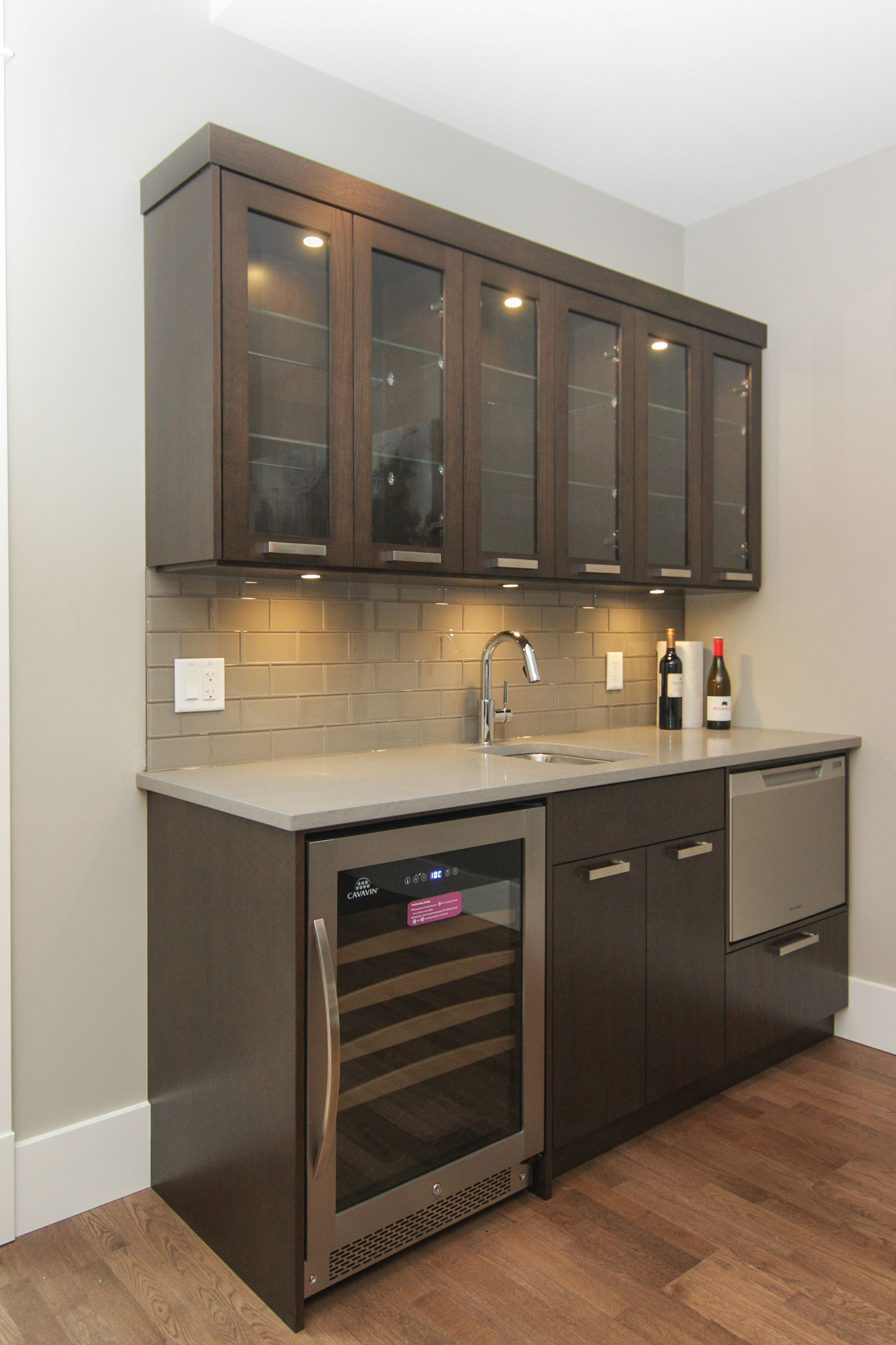 Kitchen cabinets image by Ben on Bars & Wine Racks | Home ...