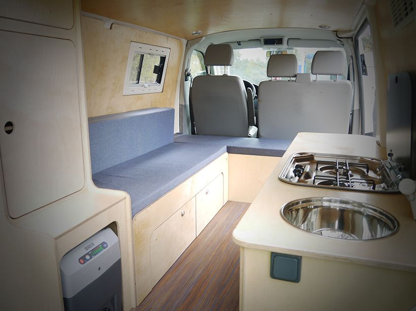 VW T5 Thierry - LD Camp