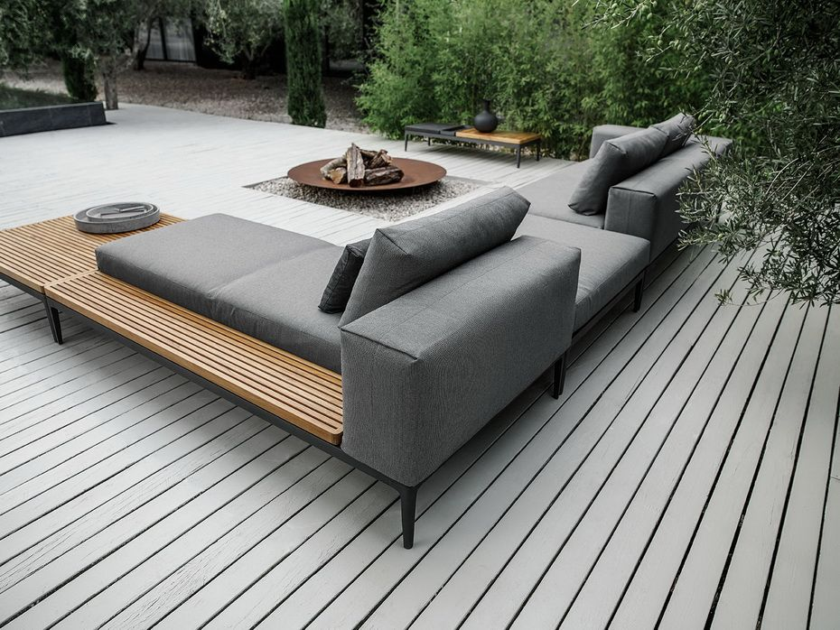Grid Seating Set #5 · Cosy LoungeLounge SofaChaise ...