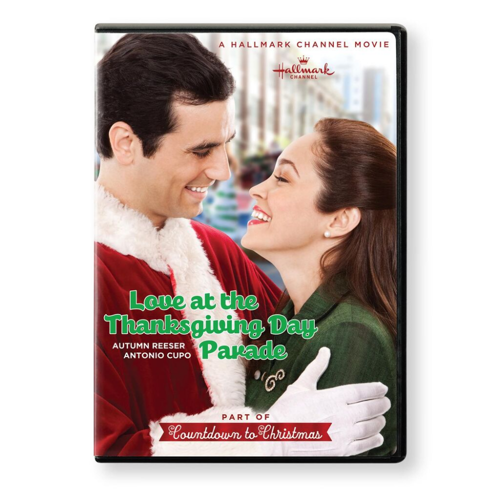 Love at the Thanksgiving Day Parade Hallmark Channel DVD