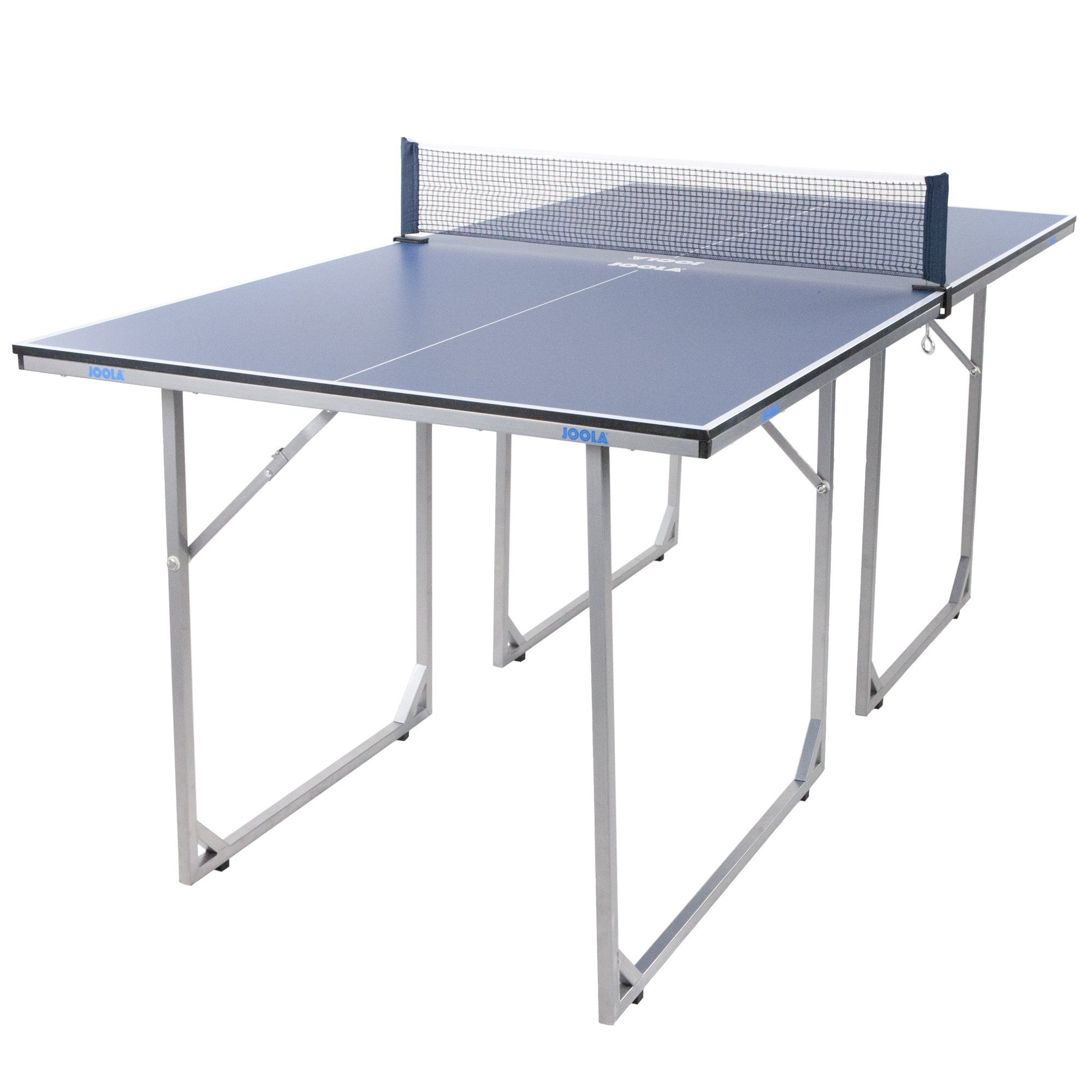 Joola Midsize Table Tennis Table 24 Savings The Midsized Table Stands At A Regulation 30 Inches But The Ping Pong Table Best Ping Pong Table Table Tennis